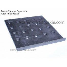 Ruszt żeliwny wkładu kominkowego Fonte-Flamme 650C CAPVISION