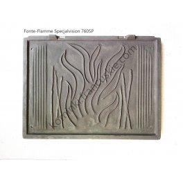 Płyta tylna kominków Fonte-Flamme Specjalvision 760SP