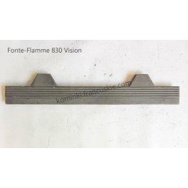 Przegroda kominka Fonte-Flamme 830 Vision