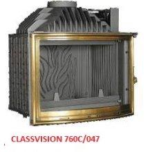 Szyba panoramiczna kominka Fonte-Flamme Classvision 760C