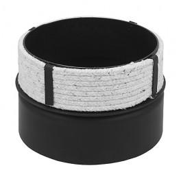 Przejściówka rura stalowa-komin ceramiczny 220mm