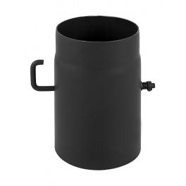 Szyber fi 120mm na rurze spalinowej