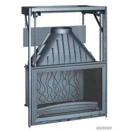 Grande Vision 700 drzwi podnoszone  (14 KW) Ref:6876-44