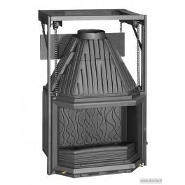 Pryzma 700 drzwi podnoszone (14 KW) Ref:6873-44