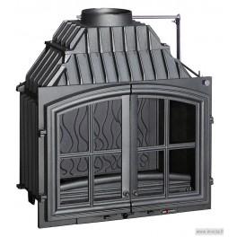 Double Porte 700 z szybrem  (14 KW)Invicta Ref:6271-45