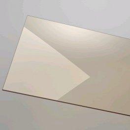 Samoczyszcząca szyba kominkowa PŁASKA (800 oC) cena za 1cm2