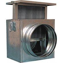 Filtr kasetowy gorącego powietrza Ø125mm