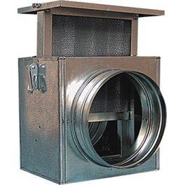 Filtr kasetowy gorącego powietrza Ø150mm