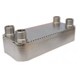 Płytowy wymiennik ciepła LB31-30 Secespol