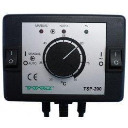 TEMPERATUROWY STEROWNIK POMPY C.W.U. TSP-200 (RT5/TSP-200)