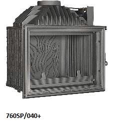 wkład kominkowy Fonte-Flamme Specjalvison 760sp/040 +