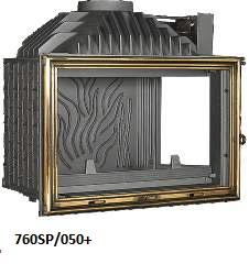 wkład kominkowy Fonte-Flamme Specjalvison 760sp/050 +