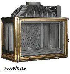 wkład kominkowy Fonte-Flamme Specjalvison 760sp/051 +