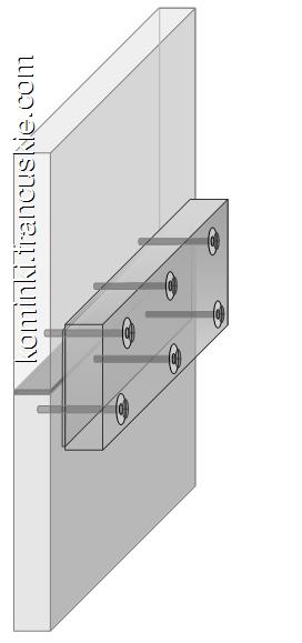 Płyta SILCA - łączenie na zakładkę 2